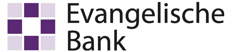 Das Logo der Evangelischen Bank