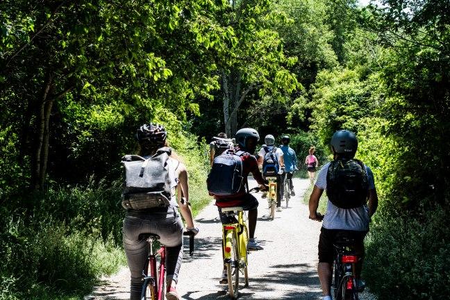 IntegRADsion ist ein Projekt, um Flüchtlingen, die in Wien oder in Wien- Umgebung wohnen, ein Stück Freiheit zu geben. Mit dem besten Fortbewegungsmittel: dem Fahrrad.