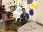 """Das Flüchtlingshilfe-Projekt """"Mobile"""" versucht nicht nur Kinder und Jugendlichen auf ihren ersten Schritten in Österreich zu begleiten, es bietet auch Unterstützung für die Eltern an."""